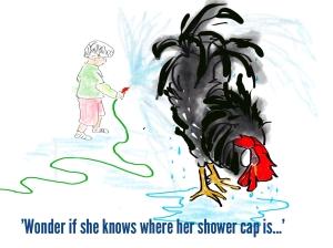 2013-11-14 - Gerda - Shower Cap