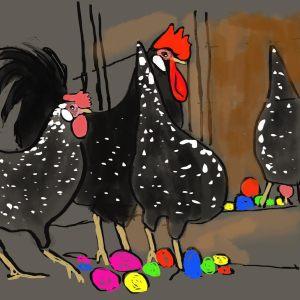 2014-04-20 - Gerda - Easter