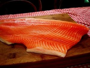 2014-05-14 - Salmon Fillet