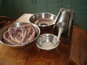 2014-11-05 - Sausage Making 2