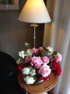 2014-12-07 - Roses from Mary