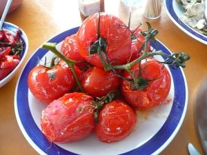 Pomodori alla Grilia